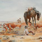All Cowboy Paintings Western Art Southwest