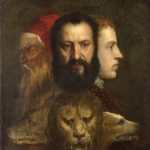 Allegory Prudence Titian Facts History