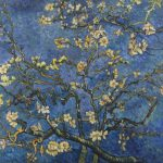Almond Blossoms Reproduction Oil Painting Famous Artist Van
