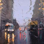 Amazing Rainy Day Paintings Gregory Thielker Amusing