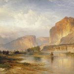 American Landscape Painter Thomas Moran