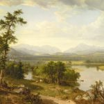 American Landscape Paintings Hudson River School Skinner