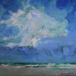 Amy Whitehouse Paintings Ocean Scene Contemporary Canvas Arizona