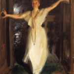 Anders Zorn Gardner Museum Trio Firsts Thoughtful