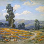 Angel Espoy California Painting Best Paintings