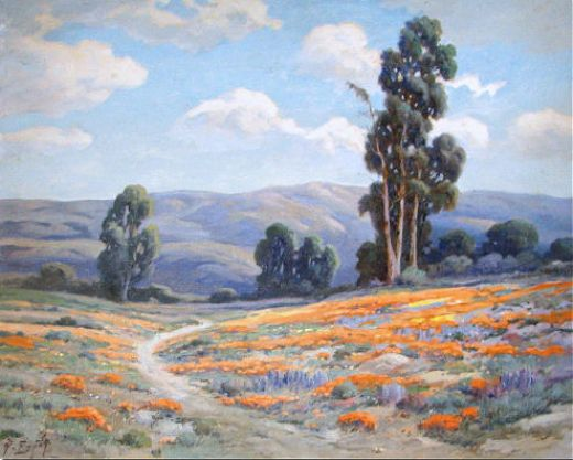 Angel Espoy California Painting Paintings