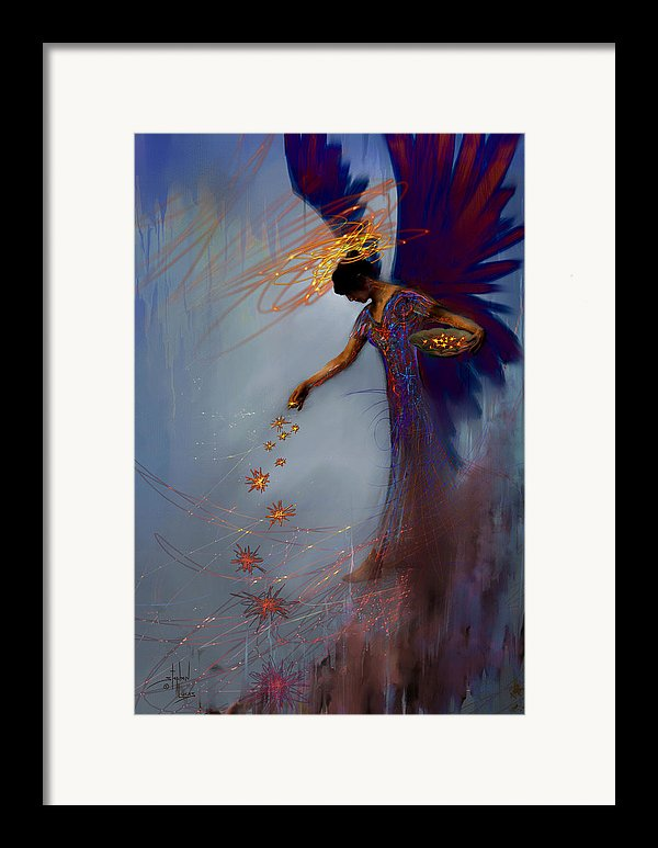 Angel Framed Prints Art