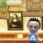Animal Crossing New Leaf Part Real Painting Sculpture Guide