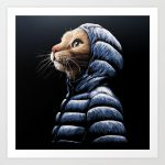 Animals Nature Painting Art Prints