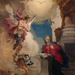 Annunciation Giovanni Battista Tiepolo
