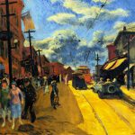 Art Artists Ashcan School John Sloan