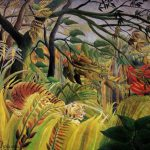 Art Artists Henri Rousseau Jungle