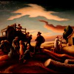 Art Artists Thomas Hart Benton