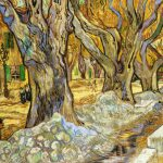 Art Artists Vincent Van Gogh Trees