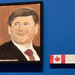 Art Critics Alarmed Discover George Bush Actually Pretty Good Painter