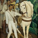 Art Diego Rivera Mexican