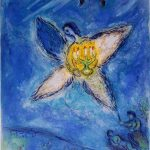 Art Sale Angel Candlestick Marc Chagall Oil Painting Canvas High