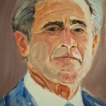 Art Therapy George Bush Paintings Cultural