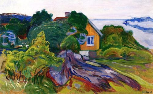 Arte Edvard Munch Norwegian
