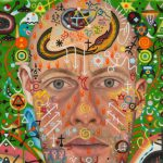 Artist Gets Cancer His Third Eye Resulting Paintings Mesmerizing True