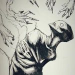 Artist Has Created Illustrations Mental Illnesses Inktober