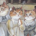 Artist Inserts Cats Into Famous Classical Paintings World Right Again