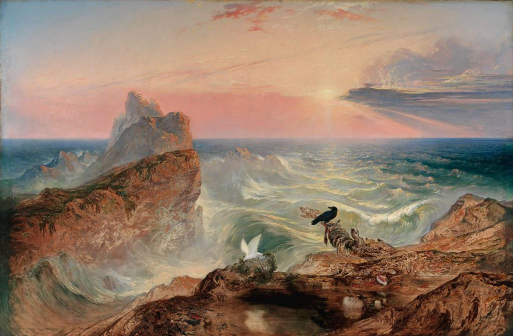 Assuaging Waters John Martin Search