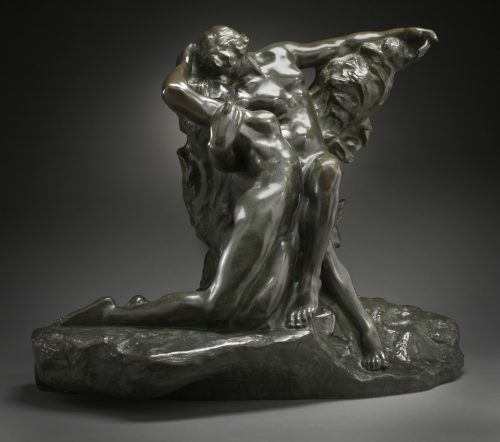 Auguste Rodin Eternal Spring Date Cast Unknown Possibly Before