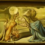 Awesome Surrealist Painting Salvador Dali World