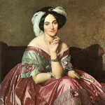 Baroness Rothschild Jean Auguste Dominique Ingres Wholesale Oil Painting China
