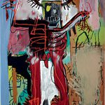 Basquiat Painting Brings Million Phillips Sale