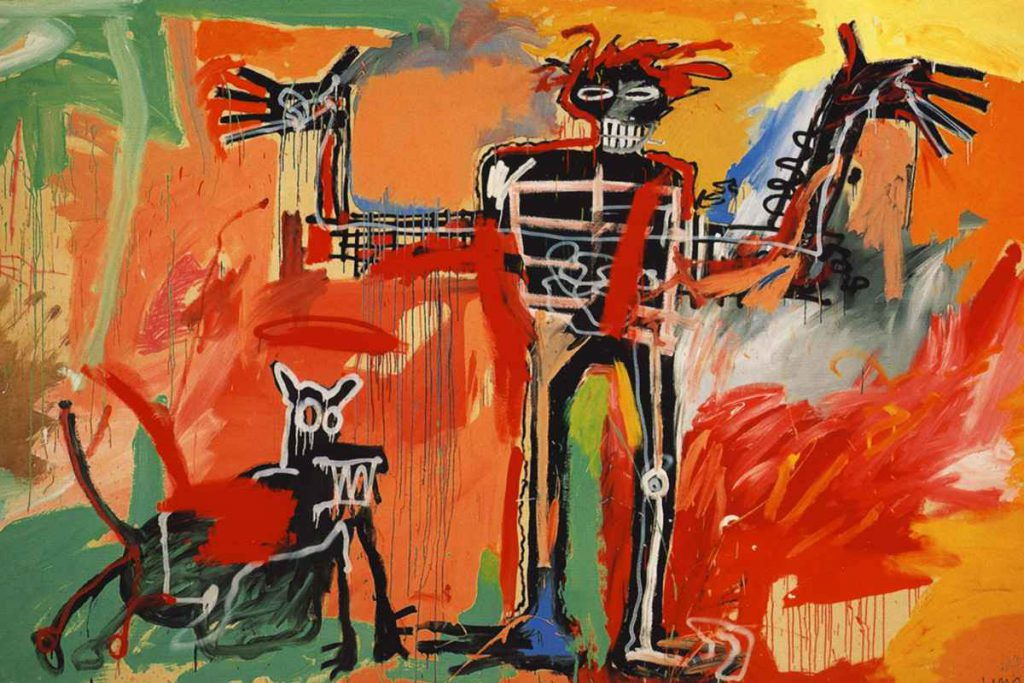 Basquiat Street Art Masterpieces Legends Series