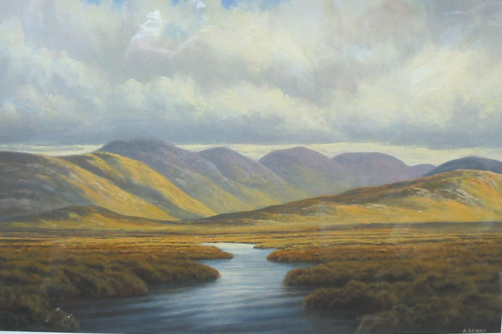 Bearnes Hampton Littlewood Daniel Goddard Blog Irish Landscape Paintings Alan