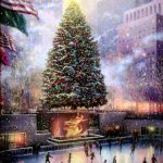 Beautiful Christmas Paintings Your Inspiration