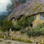Beautiful Cottage Paintings Victorian Artist Helen Allingham Minute