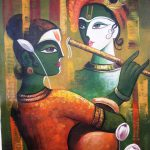 Beautiful Rajasthani Paintings Traditional Indian