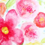 Beginner Floral Watercolor Painting Fynes