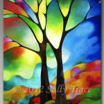Best Abstract Trees Ideas Pinterest Tree Painting Paintings