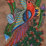 Best Amate Pinterest Mexican Folk Art