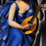 Best Art Tamara Lempicka Pinterest Artworks Deco