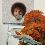 Best Bob Ross Ideas Pinterest Art Happy Trees