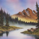 Best Bob Ross S Ideas Pinterest Art Forest