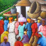 Best Haitian Art Pinterest Caribbean