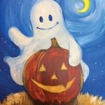 Best Halloween Canvas Paintings Ideas Pinterest Fall