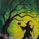 Best Halloween Painting Ideas Pinterest Fall Canvas Art