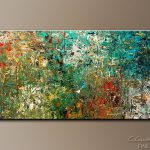 Best Modern Abstract Huge Oil Painting Wall Art