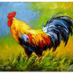 Best Rooster Art Ideas Pinterest Painting Roosters
