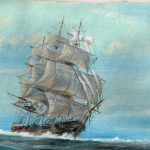 Best Sailing Ship Paintings Pinterest Ships Tall