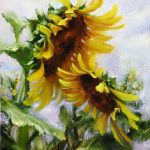 Best Sunflower Art Ideas Pinterest Sunflowers