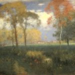Beyond French Impressionists Usa George Inness Eclectic Light